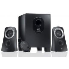 BOCINAS LOGITECH Z313 2.1 25 WATTS RMS PC/MAC/MP3/IPOD/DVD grande