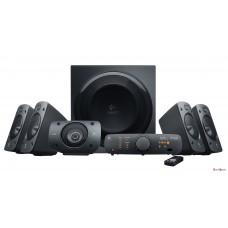 BOCINAS LOGITECH Z906 5.1 THX 500 WATTS RMS PC/MAC/MP3/IPOD/DVD grande