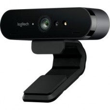 CAMARA WEB LOGITECH BRIO 4K ULTRA HD CON RIGHTLIGHT 3 CON HDR grande