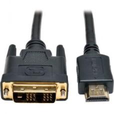 CABLE HDMI A DVI-D ADAPTADOR MONITOR DIGITAL M/M  0.91M grande