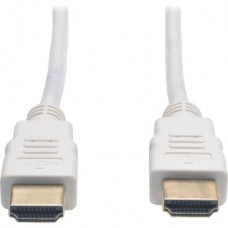 CABLE HDMI DE ALTA VELOCIDAD HD 4KX2K C/ AUDIO M/M BLANCO 0.91M grande