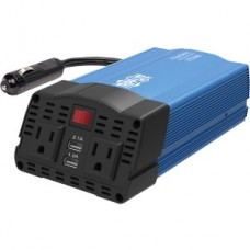 INVERSOR PARA AUTOMOVIL ULTRA COMPACTO 375W 12VCD 2 5-15R USB grande