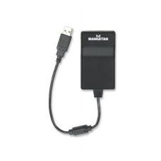 CABLE ADAPTADOR CONVERTIDORUSB 2.0 A HDMI 1080P MACHO-HEMBRA grande