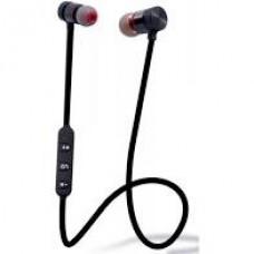 AUDIFONOS DE VIAJE  IN-EAR CON MICROFONO (NEGRO/BLANCO) grande