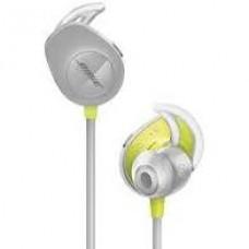 AUDIFONOS  DE VIAJE IN-EAR CON MICROFONO (GRIS/BLANCO) grande