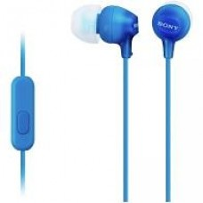 AUDIFONOS IN-EAR CON MICROFONO STRETTO (AZUL) grande