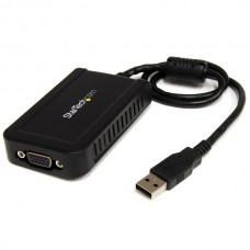 ADAPTADOR VIDEO EXTERNO USB VGA CONVERTIDOR 1920X1200 grande