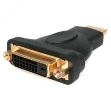 ADAPTADOR CONVERTIDOR HDMI MACHO A DVI-D VIDEO HEMBRA grande