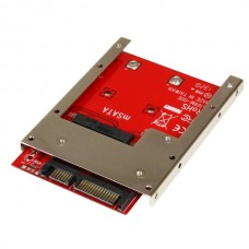 ADAPTADOR CONVERTIDOR DE SSD MSATA A SATA DE 2.5 PULGADAS grande