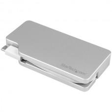 CONVERTIDOR USB-C A VGA DVI HDMI O MINI DISPAYPORT 4K       . grande