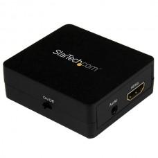 EXTRACTOR AUDIO HDMI A 3.5MM CONVERTIDOR AUDIO HDMI A ESTEREO grande