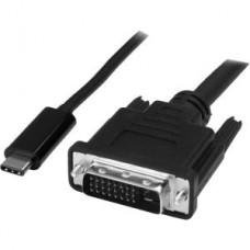 CABLE ADAPTADOR CONVERTIDOR USB-C A DVI 2M 2560X1600 grande
