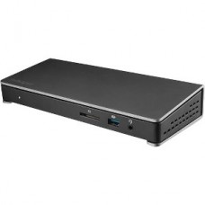 DOCKING STATION THUNDERBOLT 3 CON LECTOR SD USBC 2X4K PD 85W grande