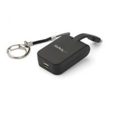 ADAPTADOR PORTÁTIL USBC A MDP - LLAVERO ENGANCHE RÁPIDO - 4K60HZ grande