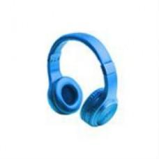 DIADEMA VORAGO HPB-300 BLUETOOT H/ FM/ MSD PLEGABLE AZUL grande