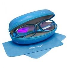 LENTES PARA PC/TABLET VORAGO KG-200  KIDS  ANTI BLUE LIGHT  AZUL grande