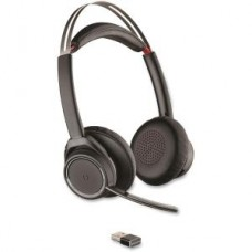 PLT VOYAGER FOCUS UC B825 STEREO BLUETOOTH HEADSET WITH ANC grande